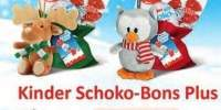 Kinder Schoko-Bons plus