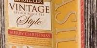 Ceai negru Vintage Merry Christmas Basilur