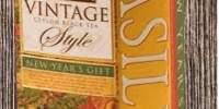Ceai Negru Vintage New Year's Gift Basilur