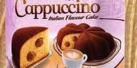 Torta cu crema de cappuccino italian flavour, Bauli