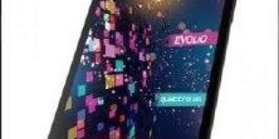 Evolio Quattro HD 3G