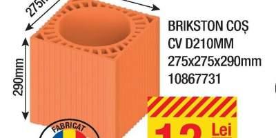 Cos Brikston CV D210MM