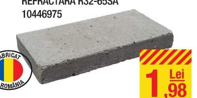 Caramida refractara R32-65SA