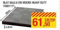 Blat Moore heavy duty