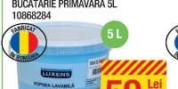 Vopsea lavabila Luxens baie/bucatarie Primavara 5 L
