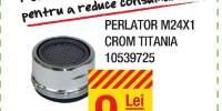 Perlator M24X crom Tritania