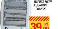 Convector quartz equation