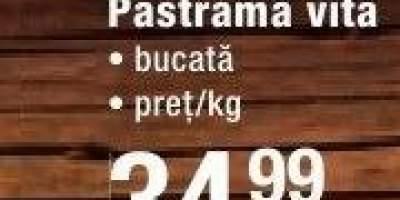 Pastrama vita Ifantis