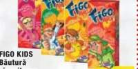 Bautura racoritoare necarbonatata Figo Kids