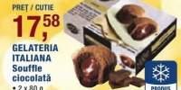 Souffle Ciocolata Gelateria Italiana