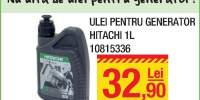 Ulei pentru generator Hitachi 1 litru