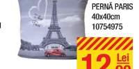 Perna Paris 40x40 centimetri