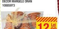 Set 4 clopotei decor margele Oran