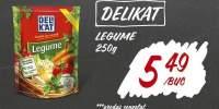 Delikat legume