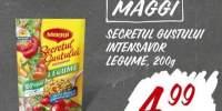 Maggi Secretul Gustului Intensavor legume