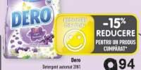 Detergent automat 2in1 Levantica si iasomie Dero