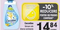 Balsam rufe Coccolino