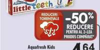 Pasta de dinti copii Aquafresh Kids