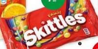 Drajeuri cu arome de fructe Skittles