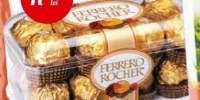 Praline ciocolata Ferrero Rocher
