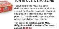 Ton in ulei de masline