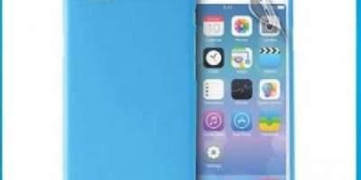 Capac protector&folie Puro 0.3 iPhone 6