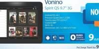 Vonino Spirit QS 9.7'' 3G