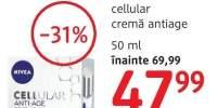 Crema antiage Nivea Cellular