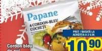 Cordon bleu de pui Papane