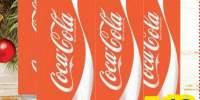 Bautura racoritoare carbonatata Coca Cola