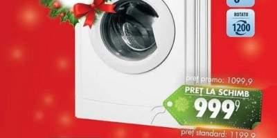 Masina de spalat Indesit IWSD61251