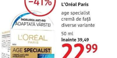 Crema de fata L'Oreal Paris
