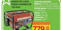 Generator 2.2KVA RDGG02 Euromastr