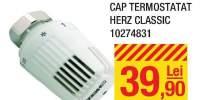 Cap termostat Herz Classic
