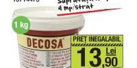 Adeziv pentru polistiren Decosa 1 kilogram