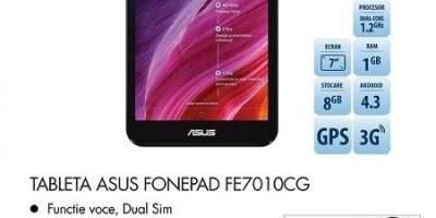 Tableta ASUS Fonepad FE7010CG