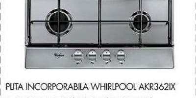 Plita incorporabila Whirlpool AKR362IX