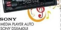 Media player auto Sony DSXA40UI
