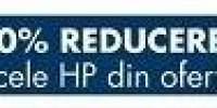 Pana la 20% reducere la perifericele HP din oferta