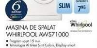 Masina de spalat Whirlpool AWS71000
