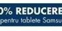 30% reducere la accesoriile pentru tableta Samsung din oferta!