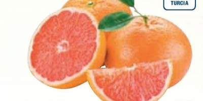Grapefruit rosu