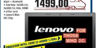 Laptop G50-70 Lenovo