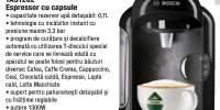Espressor cu capsule TAS1202