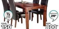 Fredericia/Brovst masa si scaune