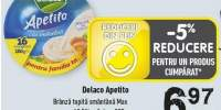Branza topita smantana Max Delaco Apetito