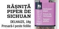 Rasnita de piper de Sichuan Delhaize