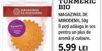 Turmeric Bio Magazinul de Mirodenii