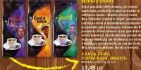 Cafea Peru Costa Rica Brazil Delhaize