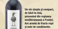 Vin Cabernet Sauvignon Pays D'oc rosu, sec